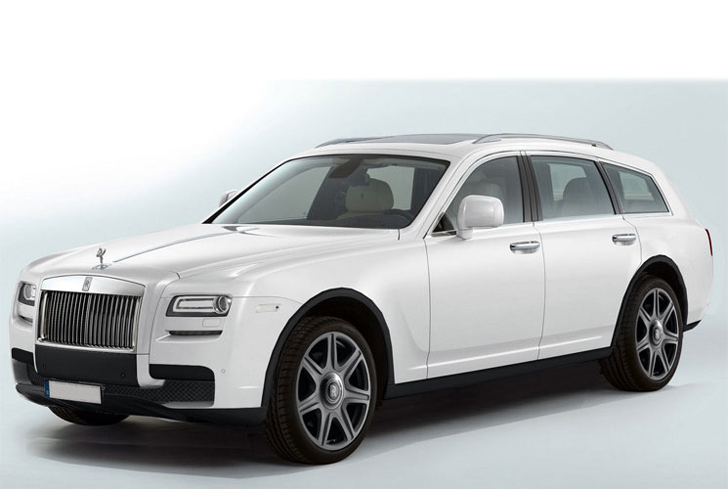 Armortech Comes Up With A Rolls Royce Suv