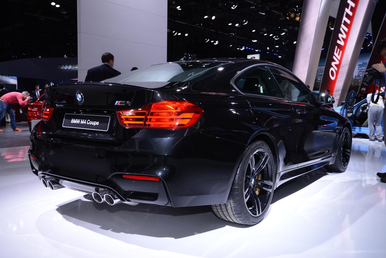 Bmw M3 F82 BMW M3 F82 doet de ring in