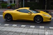 Spot van de dag: Ferrari 458 Italia