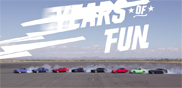 Movie: fifty years of pleasure with the Ford Mustang