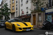 Spotted: Ferrari 599 GTO just outside Paris