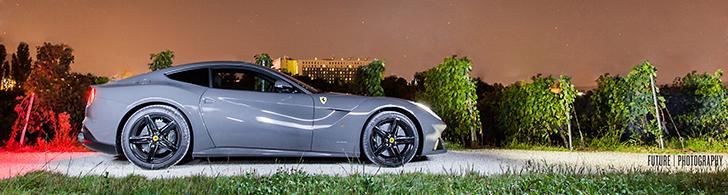 Fotoshooting: Ferrari F12berlinetta