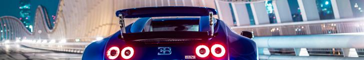 Photoshoot: Bugatti Veyron 16.4 in Dubai