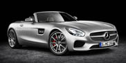 Rendering: Mercedes-AMG GT Roadster