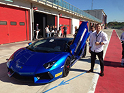 Ovo je Lamborghini Aventador LP700-4 od Future Photography