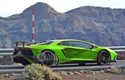 What's the best colour for the Lamborghini Aventador SV?
