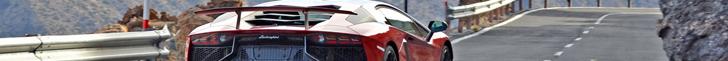 Este es el Lamborghini Aventador Super Veloce!