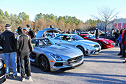 Event: Cars & Coffee Raleigh Grande 2014