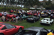 Cavallino Classic in Palm Beach: even more beautiful classics