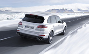Porsche Cayenne Turbo S is a brute