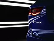 Jaguar F-Pace will be Jaguar's SUV