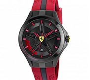 Ferrari makes a watch for the FXX fanatic