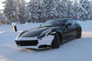 Spyspots: Ferrari FF in cold weather