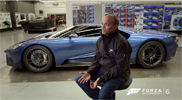 Movie: behind the scenes of the new Ford GT