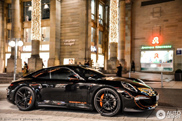 Porsche Gemballa 991 GT emphasizes the details