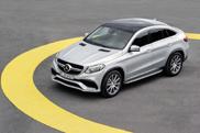 Mercedes-AMG GLE 63 Coupé vorgestellt