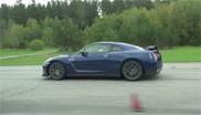 Movie: Nissan GT-R is beaten by BMW M5 F10