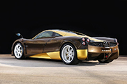 Bingo Sports receives a very special Pagani Huayra