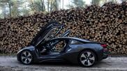 Fotoshoot: BMW i8