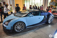 Veyron 16.4 Grand Sport Vitesse Jean-Pierre Wimille is also spotted