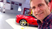 Movie: a look on the production line of the Ferrari LaFerrari