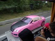 Voor de snelle vrouw: Bentley Mansory Continental Vitesse