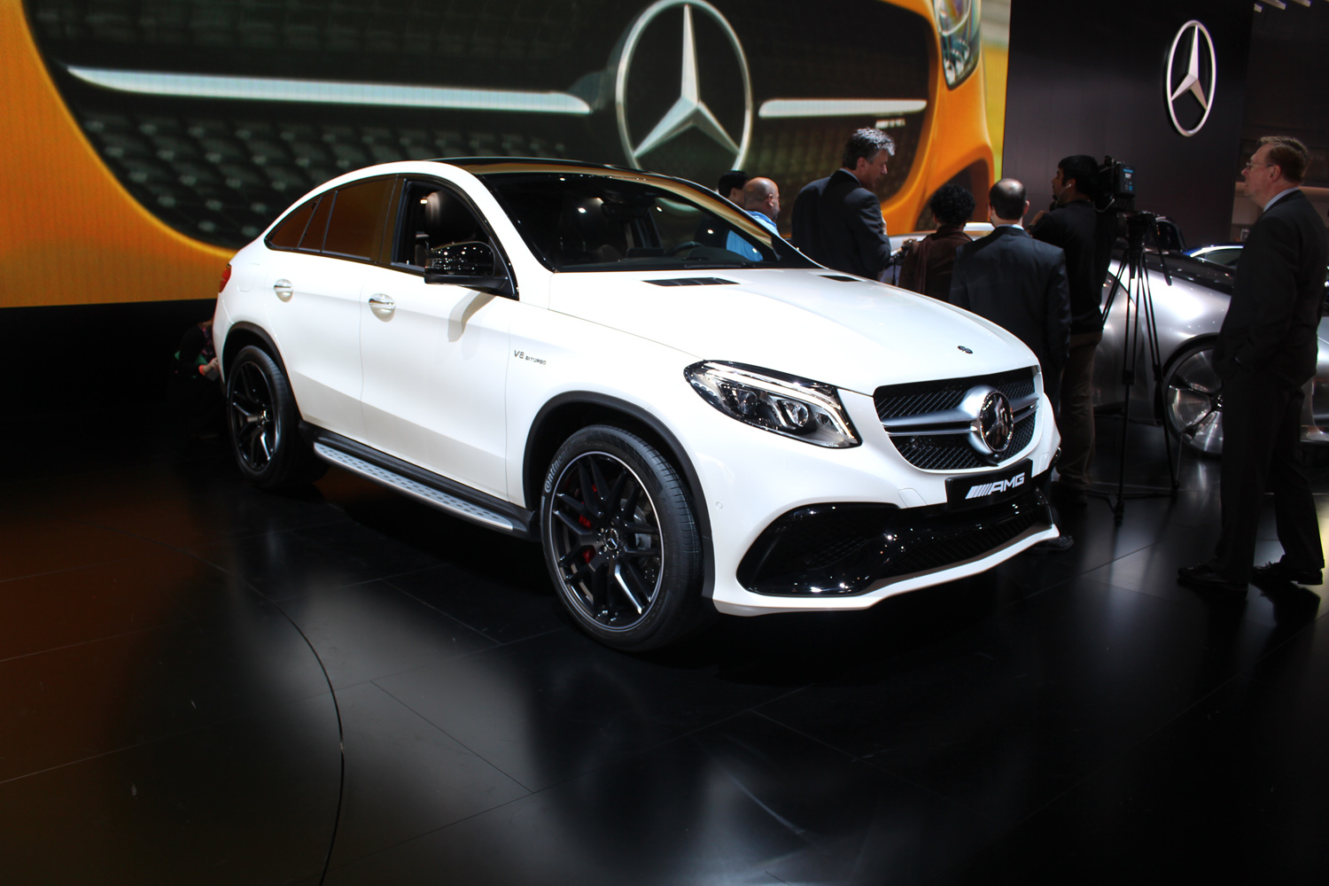 Naias 2015 We Need Time To Get Used To The Mercedes Amg