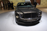 NAIAS 2015:Bentley's Mulsanne Speed is comfortable yet powerful