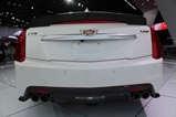 NAIAS 2015: Cadillac CTS-V is a real brute