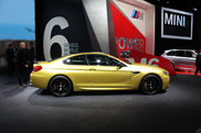 NAIAS 2015: BMW M6 Coupé facelift