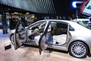 NAIAS 2015: Ultimate luxury in the Mercedes-Maybach