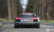 Audi R8 LMX blijft zeldzame verschijning