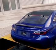 Filmpjes: Lexus RC F is een driftkanon