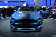 NAIAS 2015: Ford Shelby GT350R Mustang