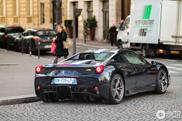 Ferrari Speciale A in kleur Pozzi Blue is prachtig