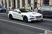 Suhorovski Design pakt de Mercedes-Benz SL behoorlijk aan