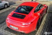 Spot van de dag: Porsche 991 Carrera 4 GTS