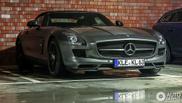 Spot van de dag: Mercedes-Benz SLS Roadster Final Edition