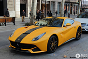 Ferrari F12berlinetta one-off thanks to Tailor Made program