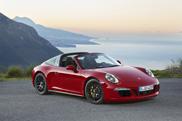 Zum 50sten Geburtstag des Targa: Porsche 911 Targa 4 GTS
