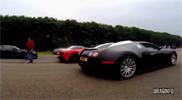 Filmpje: wordt de Bugatti Veyron van de troon gestoten?
