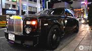 Rolls-Royce WALD Phantom is behoorlijk imposant
