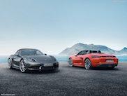 New: Porsche 718 Boxster