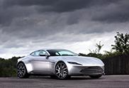 Aston Martin DB10 onder de hamer
