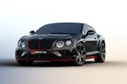 De Bentley Continental GT V8 S krijgt een audiosysteem van Monster