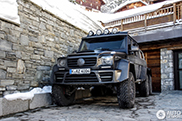 Mercedes-Benz Mansory Gronos G 63 AMG 6x6 is een monster