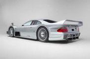 Nederlandse Mercedes-Benz CLK GTR gaat naar de veiling