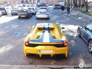 Big dilemma: 458 Speciale A or 991 GT3 RS?