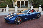 First Ferrari F60 America is delivered to its proud owner