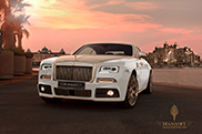 Mansory introduces Palm Edition 999